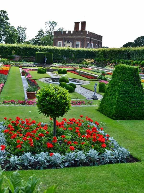 Hampton Court Palace Royal Gardens