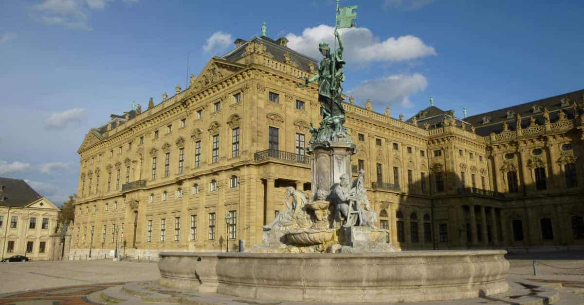 Residence Palace in Würzburg