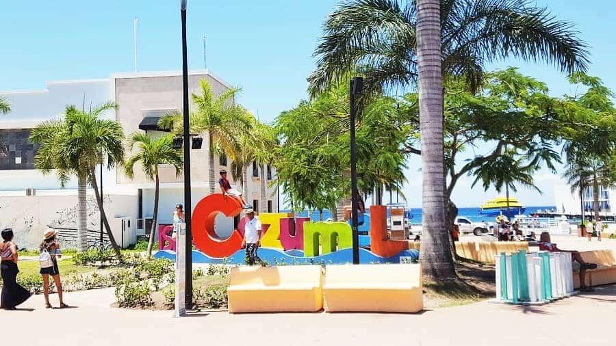 Cozumel is a family friendly destination