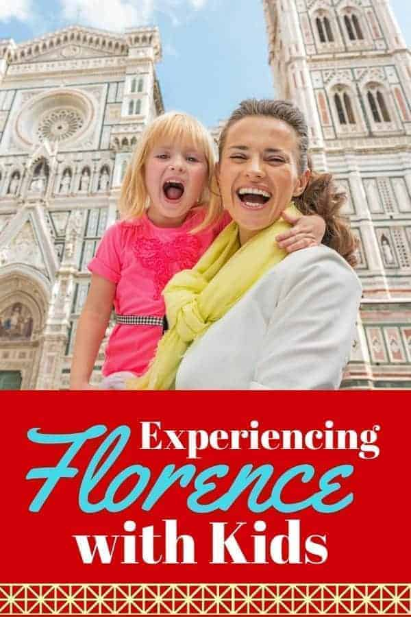 Travelling to Florence with Kids