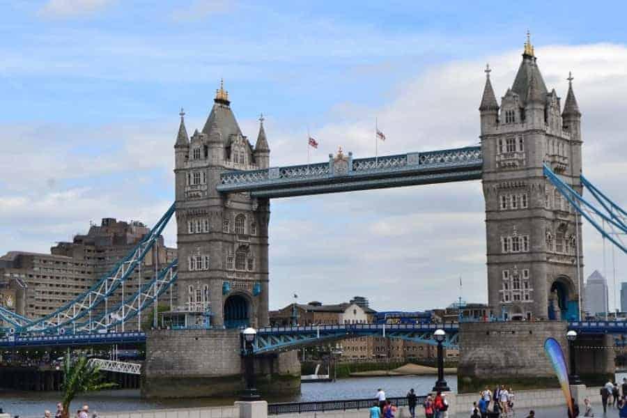 Great travel destination for kids: London