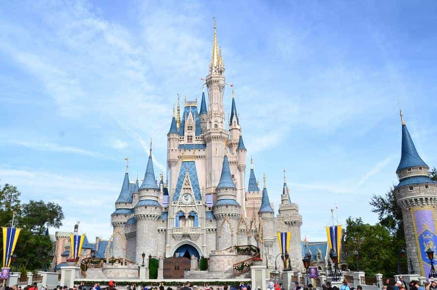 Magic Kingdom Park in Orlando