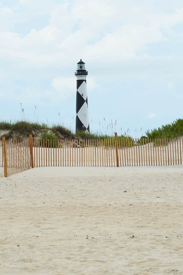 Outer Banks NC is a great vacation for families