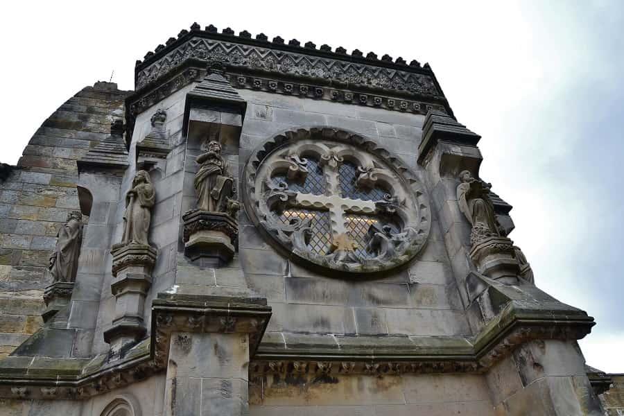 Details of Rossyln Chapel