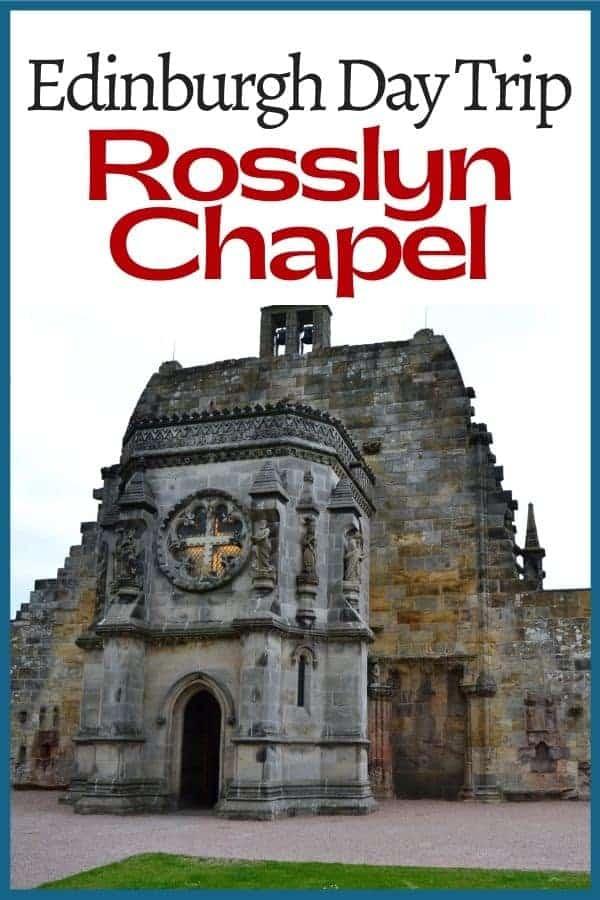 Rosslyn Chapel Edinburgh Day Trip