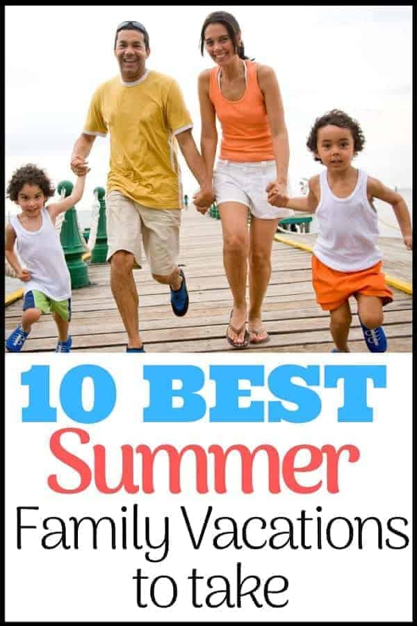 10 Fun Places to Go with Kids on Summer Vacation
