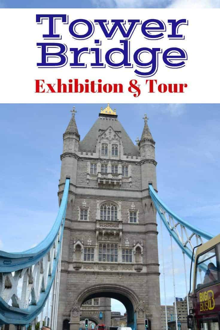 Tower Bridge Experience and Tour in London England
