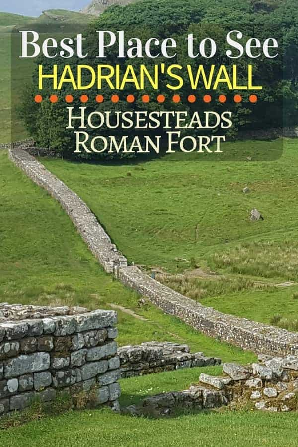 Best Place to See Hadrian's Wall