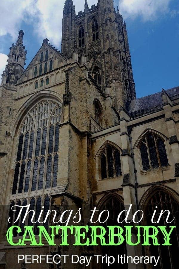 Canterbury Day Trip