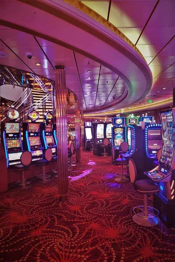 Casino on Mariner of the Seas