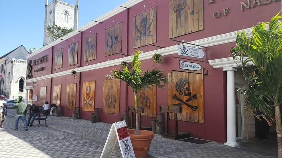 Pirate Museum in Nassau