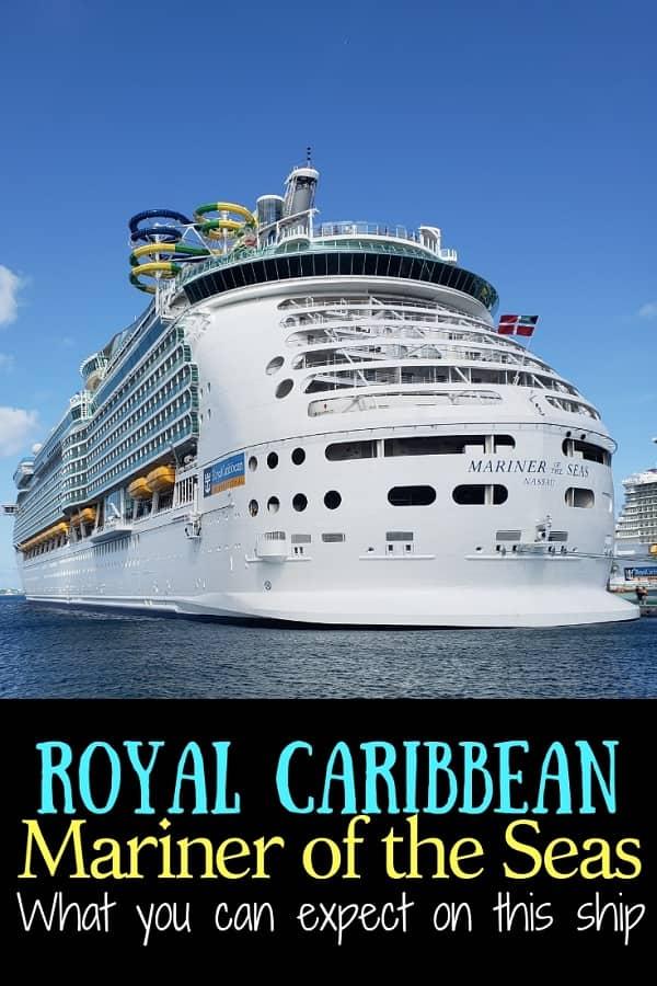 Royal Caribbean's Mariner of the Seas Ship Review