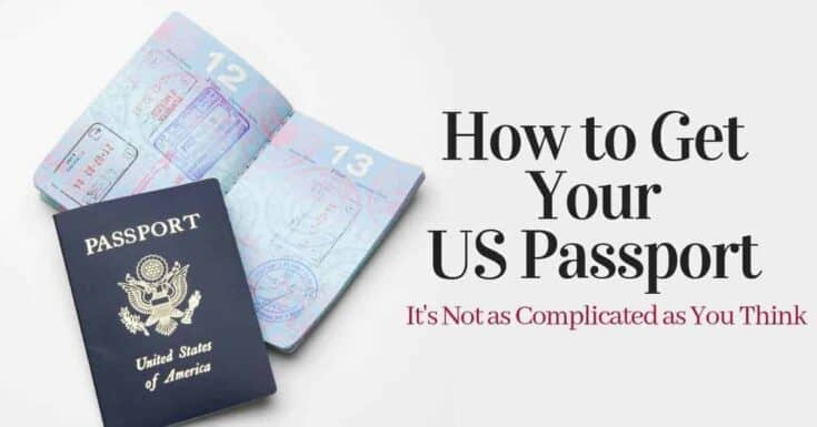How to Get a Passport in the USA (Application Process)