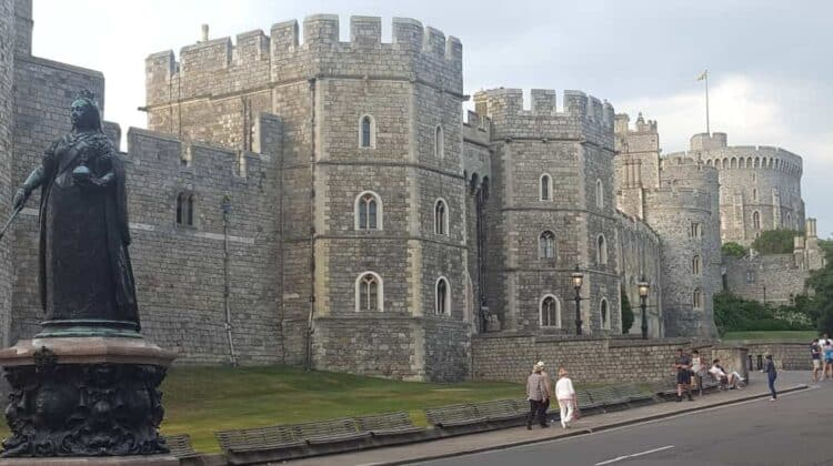 Spending the Day in Windsor England
