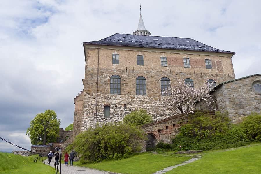 Akershus Fortress & Castle in Oslo