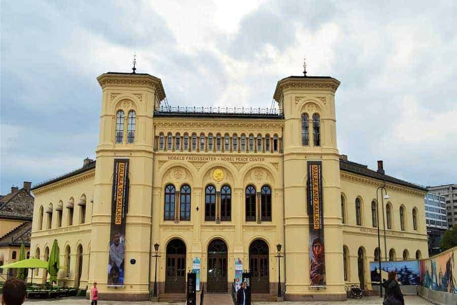 Visit Oslo's Nobel Peace Center