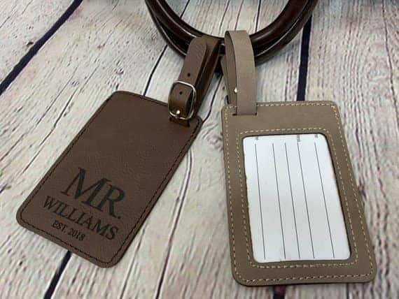 Personal Luggage Tags