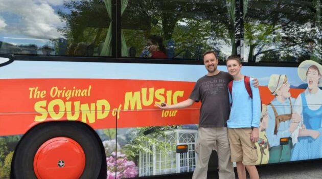 Salzburg Sound of Music Tour