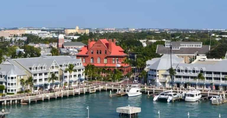 Key West Florida Cruise Port