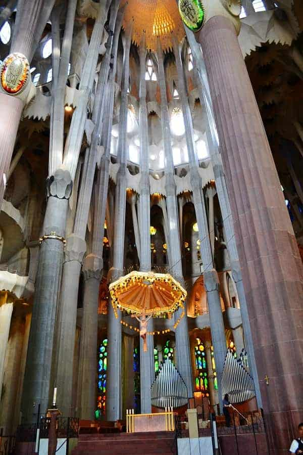 Sagrada Familia High Alter