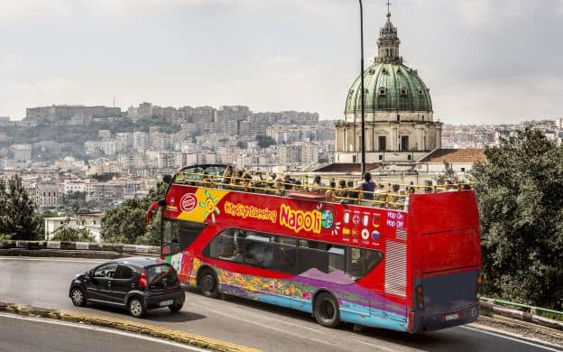Naples Bus Tour