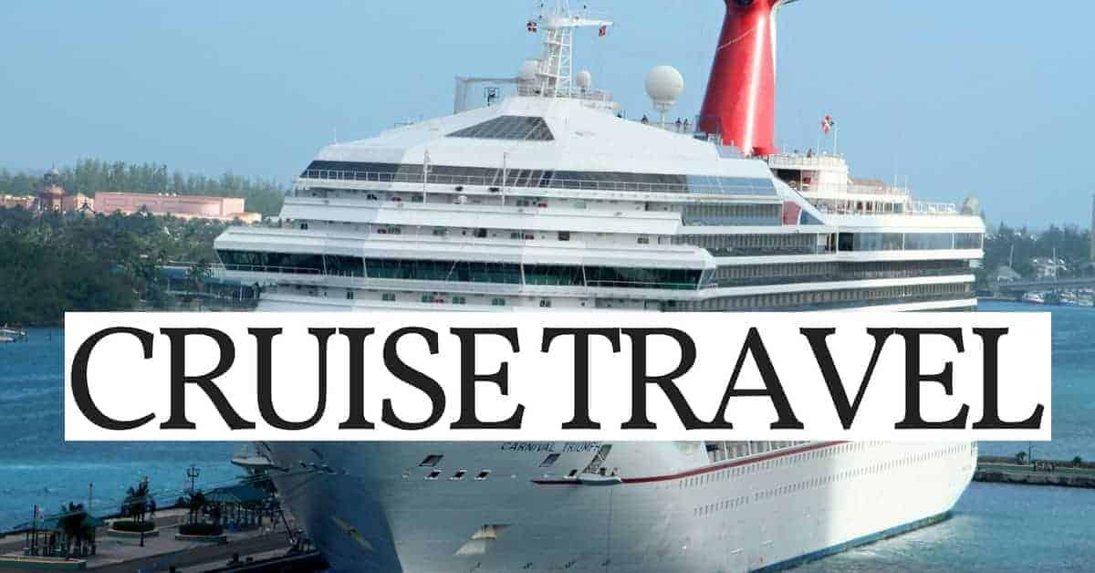 Cruise Travel Tips for Family