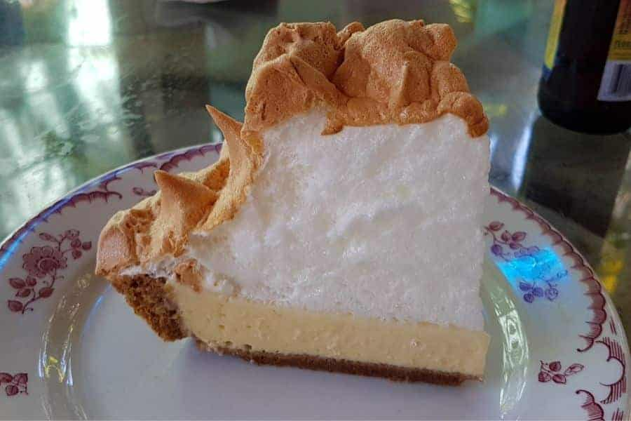 Key West Key Lime Pie Places to eat