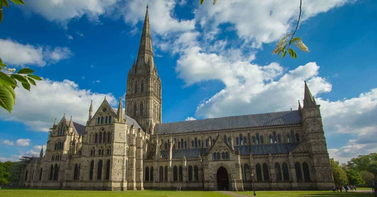 Cathedral in Salisbury