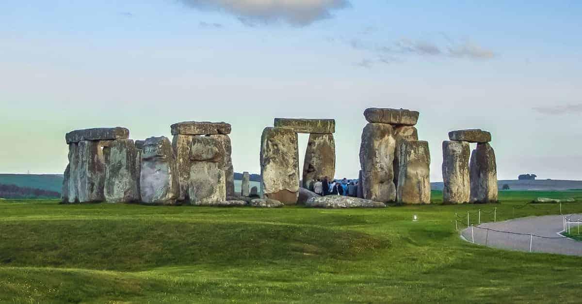 Stonehenge Site in England