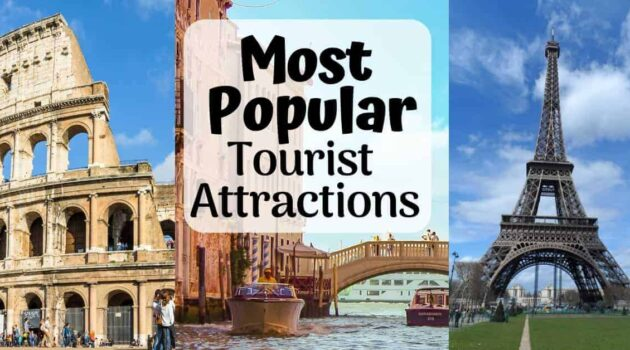 Top Tourist Attractions for 2018