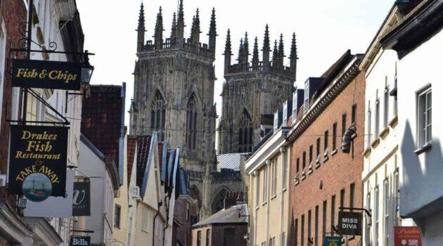 Visiting York England
