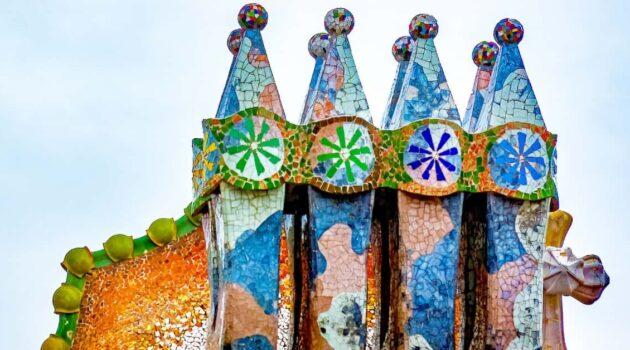 Famous Gaudi Landmarks