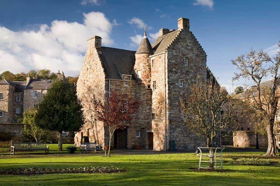 Mary Queen of Scots House in Jedburgh