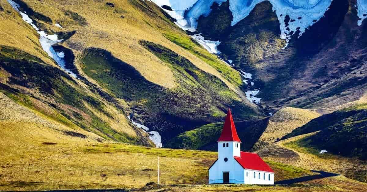 Visiting Iceland in Spring