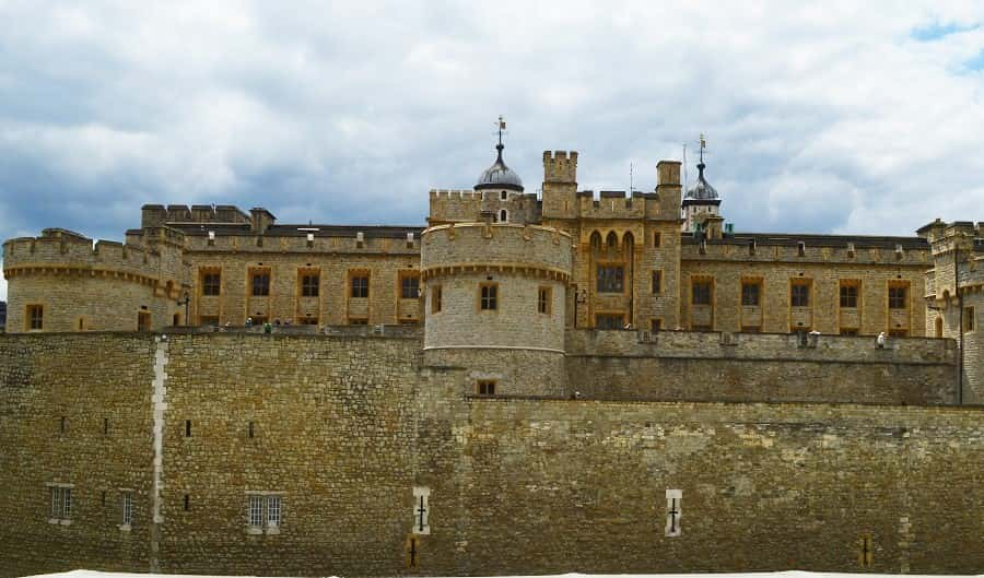 The Tower of London (England)