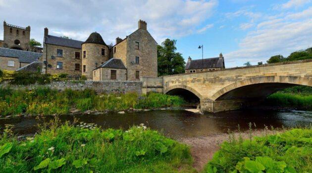 Trip to Jedburg Scotland