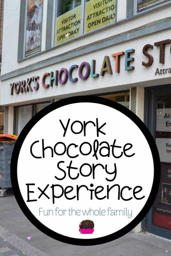York Chocolate Story Tour