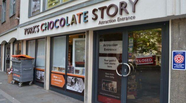 York Chocolate Story