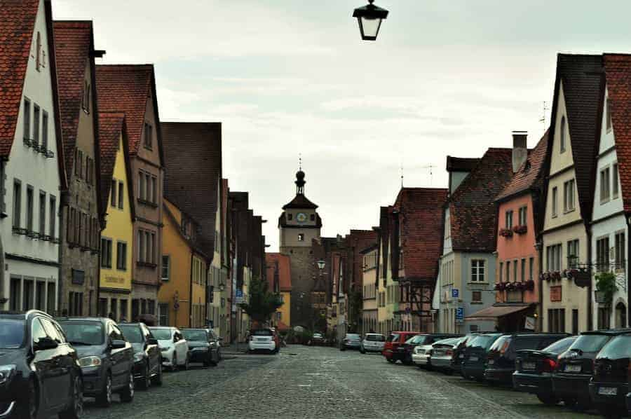 Rothenberg Germany Street