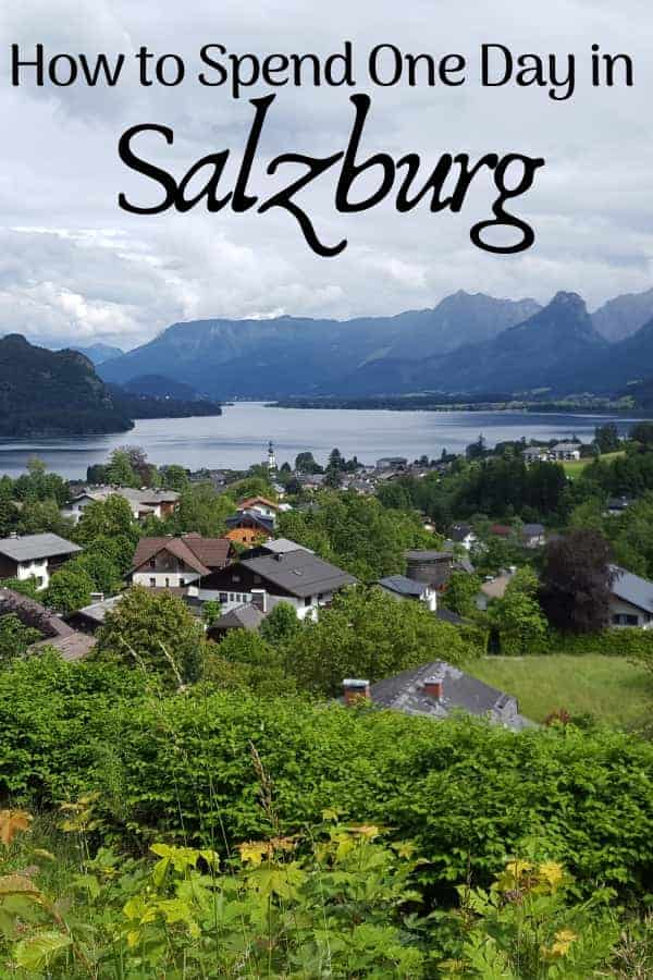 One Day in Salzburg