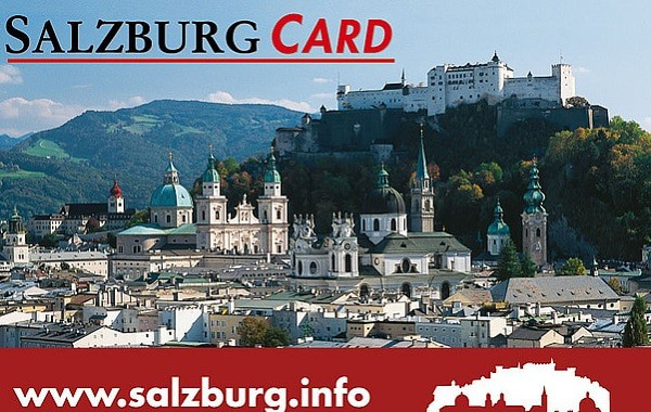 Salzburg Card Saves Money