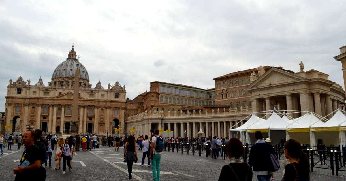 Vatican City Square