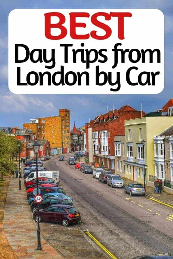 Best Day Trips from London by Car