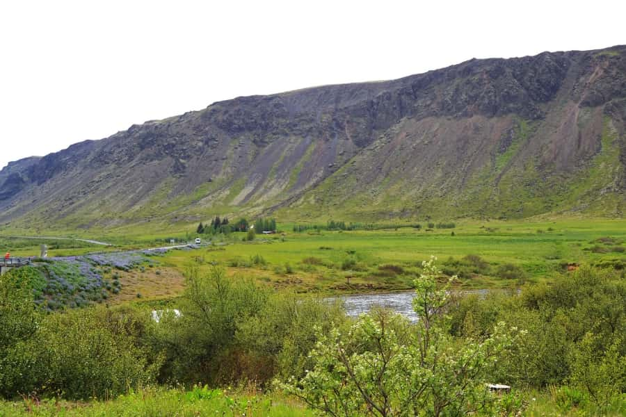 Iceland in the Summer Months