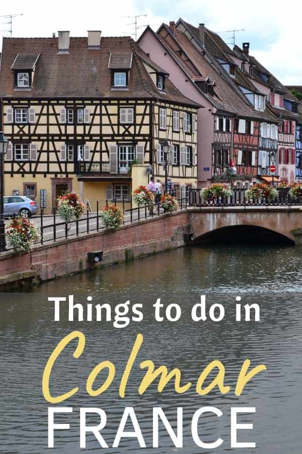 Things to do in Colmar France