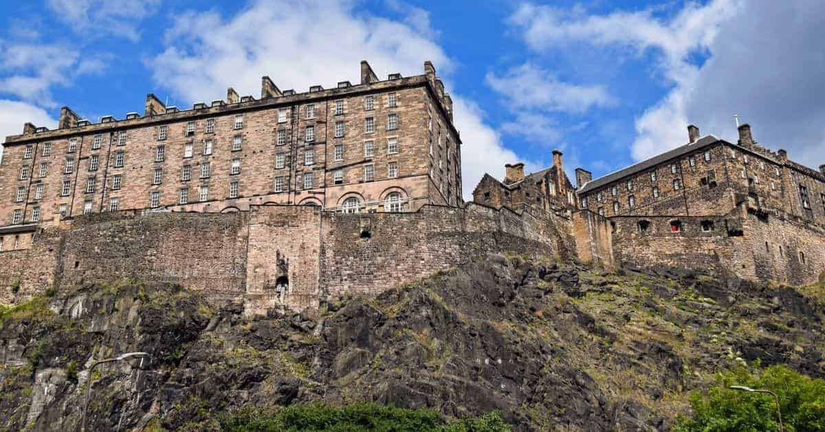 Sites to See in Edinburgh Scotland