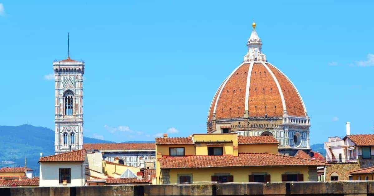 Spending time in Florence