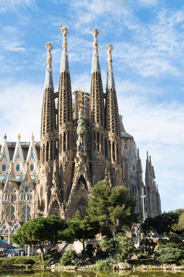 Sagrada Familia Day Trip