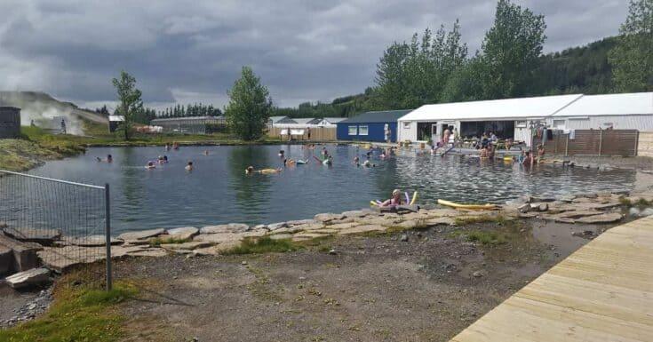 Visit a Geothermal Pool