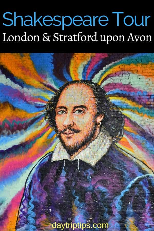 Shakespear Tour of London & Stratford upon Avon